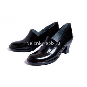 Туфли резиновые женские купить
